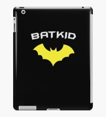 BATKID - Super Hero Kid  iPad Case/Skin