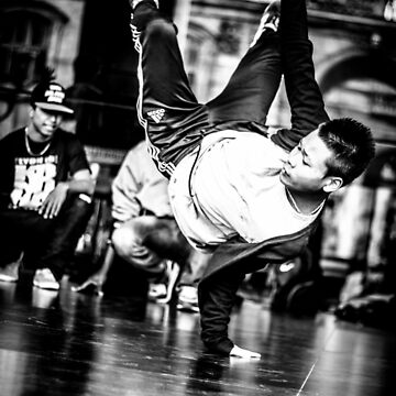 The Street Dancer by Stwayne