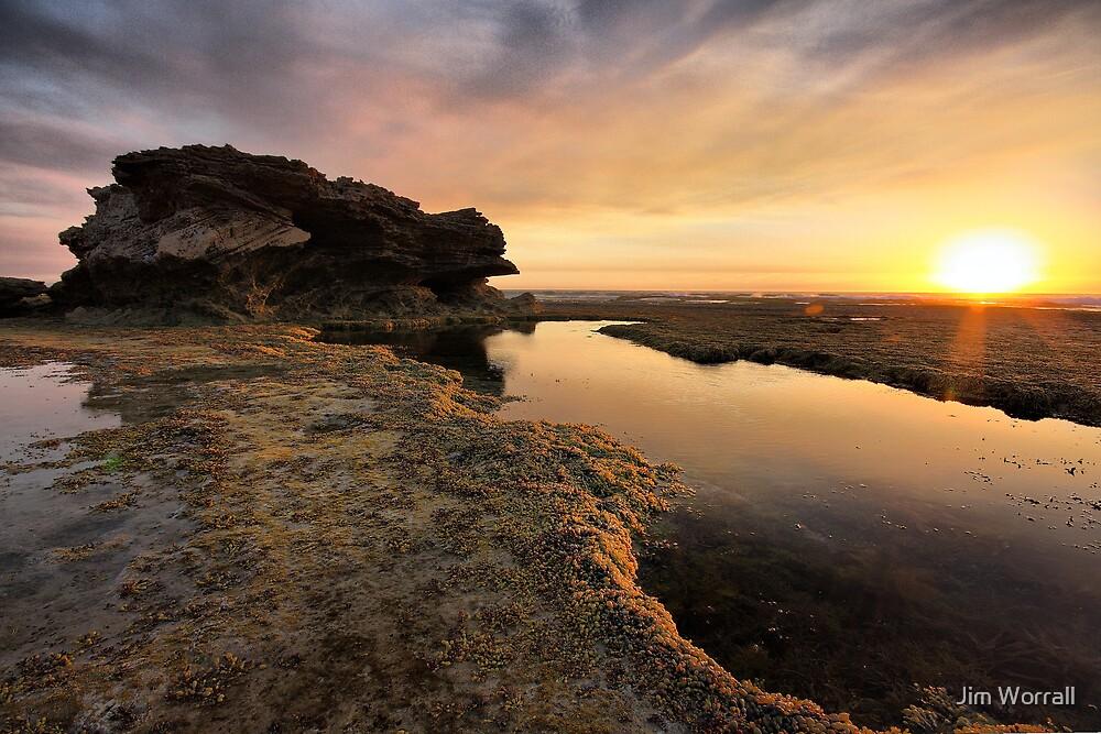 Tidal Dawn by Jim Worrall
