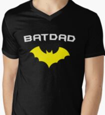 BATDAD - Proud Dad Father Super Dad Hero  T-Shirt