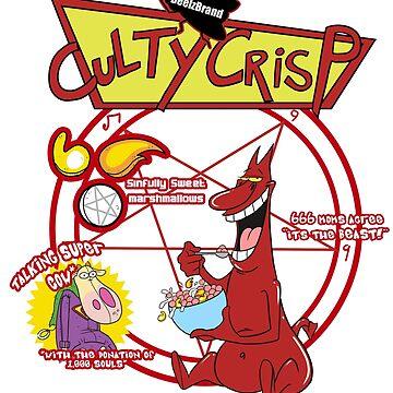 Culty Crisp by BeelzBrand by LeeLeeMoreau