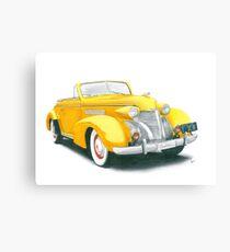 39 Cadillac Canvas Print