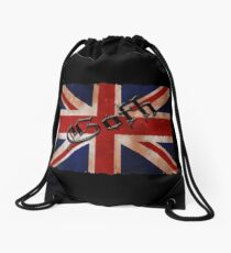 Union Flag ll Drawstring Bag