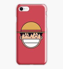 Luffy : Miniatures iPhone Case/Skin