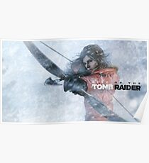 Lara in the Storm Poster