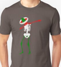 Cinco de Mayo Dab Skeleton T-Shirt
