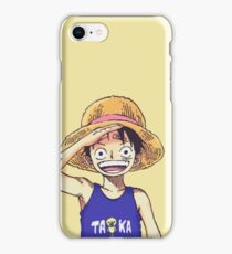 Luffy : Kids iPhone Case/Skin