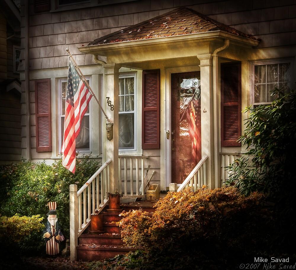 Americana by Michael Savad