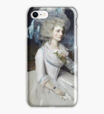 Joshua Reynolds - Selina, Lady Skipwith iPhone Case/Skin