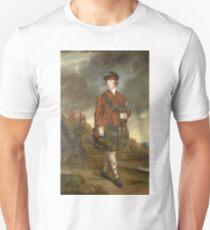 Joshua Reynolds - John Murray, 4th Earl Of Dunmore Unisex T-Shirt