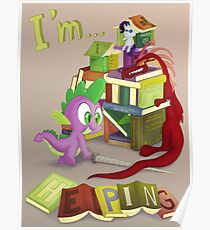 I'm... Spike Poster