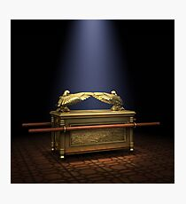 Ark of the Covenant Photographic Print