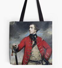 Joshua Reynolds - General John Burgoyne Tote Bag