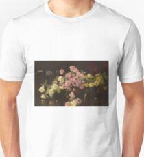 Joseph Rodefer Decamp - Still Life, Rosesc. 1890 Unisex T-Shirt