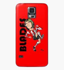 TONY CURRIE - SHEFFIELD UNITED FC LEGEND Case/Skin for Samsung Galaxy