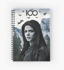 Octavia Blake THE 100 Spiral Notebook