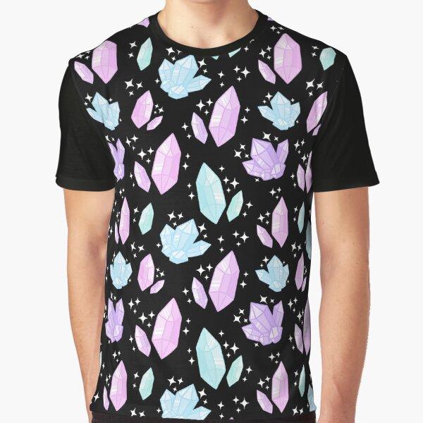Magical Crystals | Nikury Graphic T-Shirt