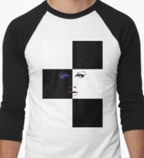 Dr Who Prince Tshirt Men's Baseball ¾ T-Shirt