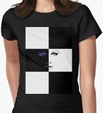 Dr Who Prince Tshirt Womens Fitted T-Shirt