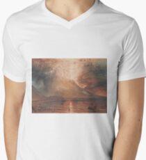 Joseph Mallord William Turner - Vesuvius In Eruption, 1817-20 T-Shirt