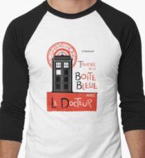 La Boîte Bleue (no background) T-Shirt