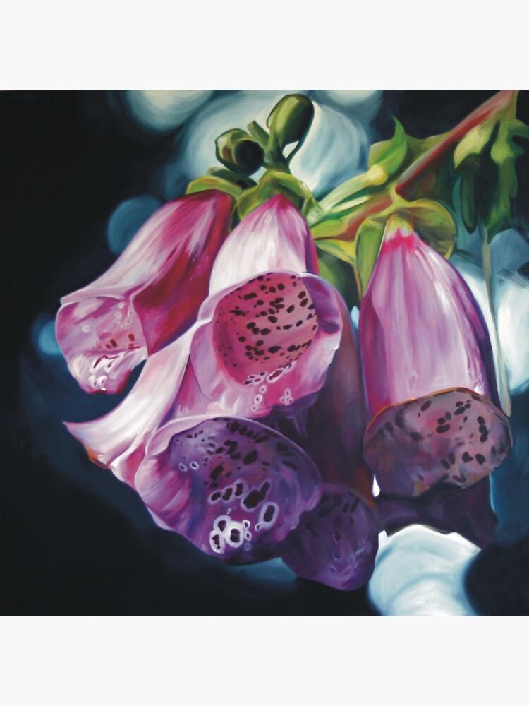 Foxgloves by melissamyartist