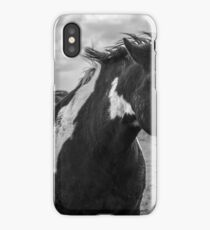 Dark Horse iPhone Case