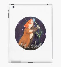 Starry Night and Wild Hamster iPad Case/Skin