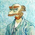 Willie Van Gogh by LuigiMrz