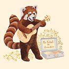 Red Panda by Ruta Dumalakaite