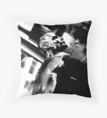 Untouchable Throw Pillow