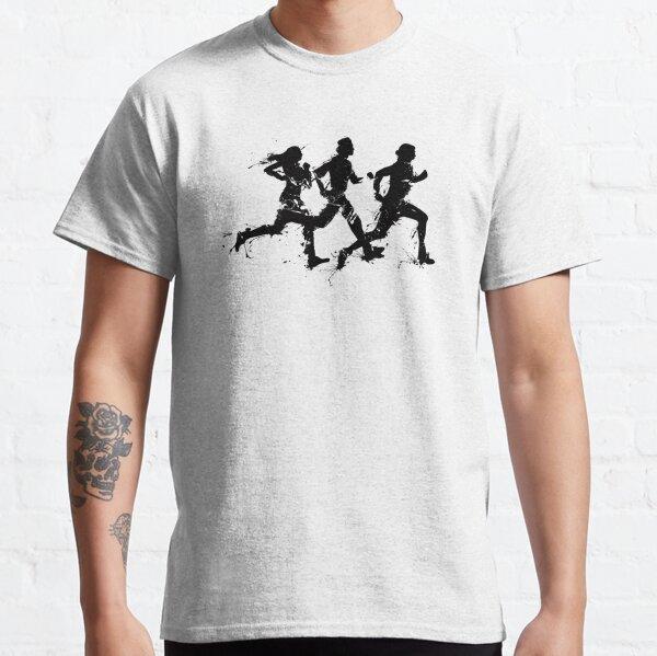 Läufer in Tinte Classic T-Shirt