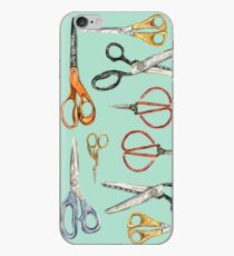 Scissors Collection iPhone Case