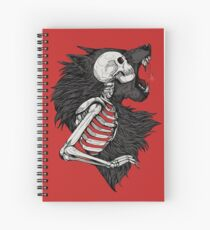 Lilith's Brethren colour Spiral Notebook