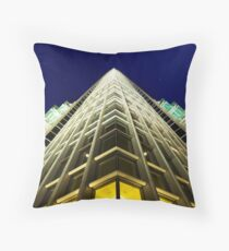 The Hong Kong High Throw Pillow