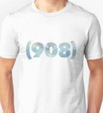 (908) cool colors Unisex T-Shirt
