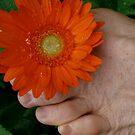 Toe ring by D. D.AMO