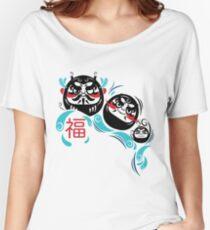 Daruma T-shirts coupe relax