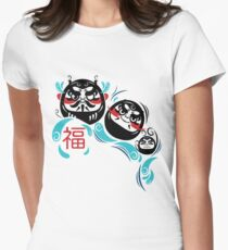 Daruma Women's Fitted T-Shirt