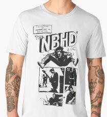 The Neighbourhood Comic Strip Design - FIXED Men's Premium T-Shirt