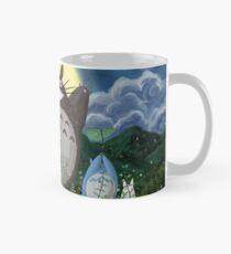 Beautiful Totoro - Digital Art Mug