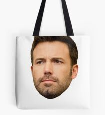 Ben Affleck Tote Bag