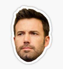 Ben Affleck Sticker