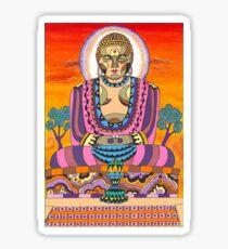 Buddah Sticker
