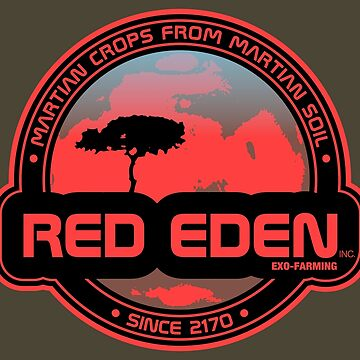 Red Eden Martian Exo-Farming by Red-Ape