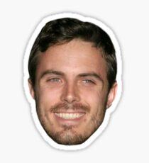 Casey Affleck Sticker