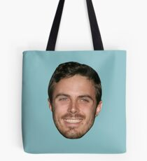 Casey Affleck Tote Bag