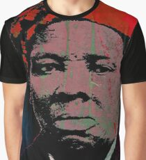 HARRIET TUBMAN-2 Grafik T-Shirt