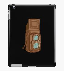 Awesome Old Time Vintage Camera - Retro Tech iPad Case/Skin