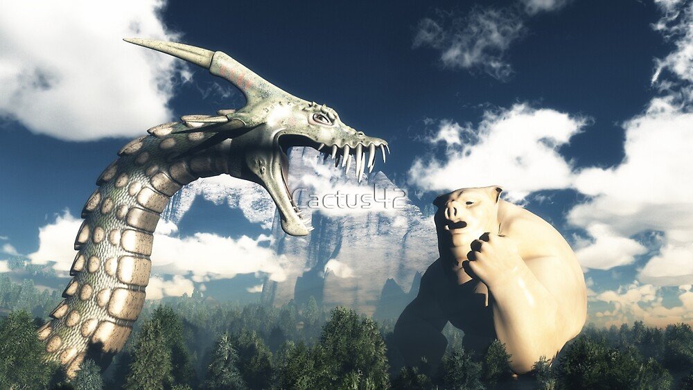 Fantaisie / Fantasy by Cactus42